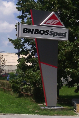 BN BOS Šped Beograd