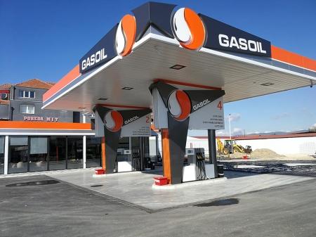 Gas Oil Niš